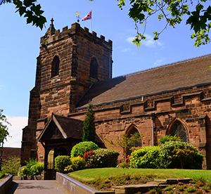 Holy Trinity Sutton Coldfield
