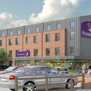 Premier Inn, Lichfield